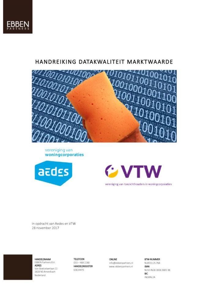 thumbnail of Handreiking datakwaliteit marktwaarde